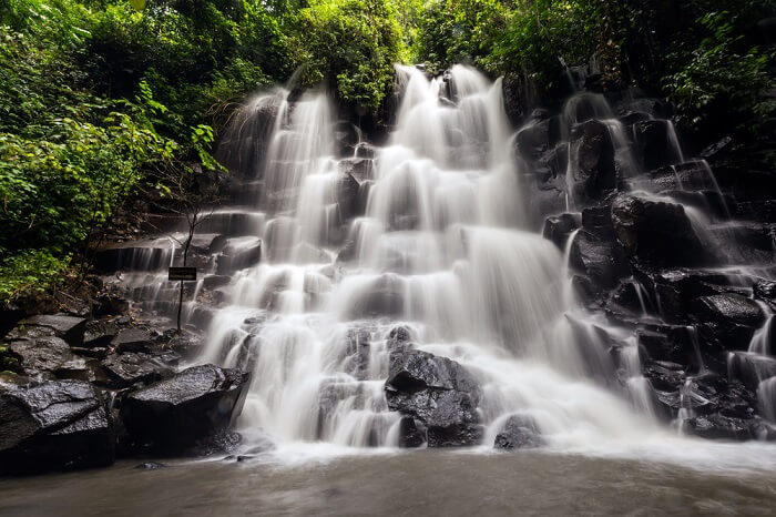 Kanto Lampo Waterval