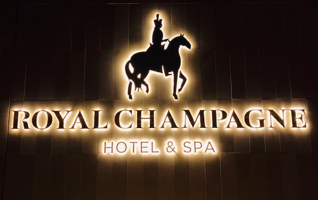 Royal Champagne hotel & spa