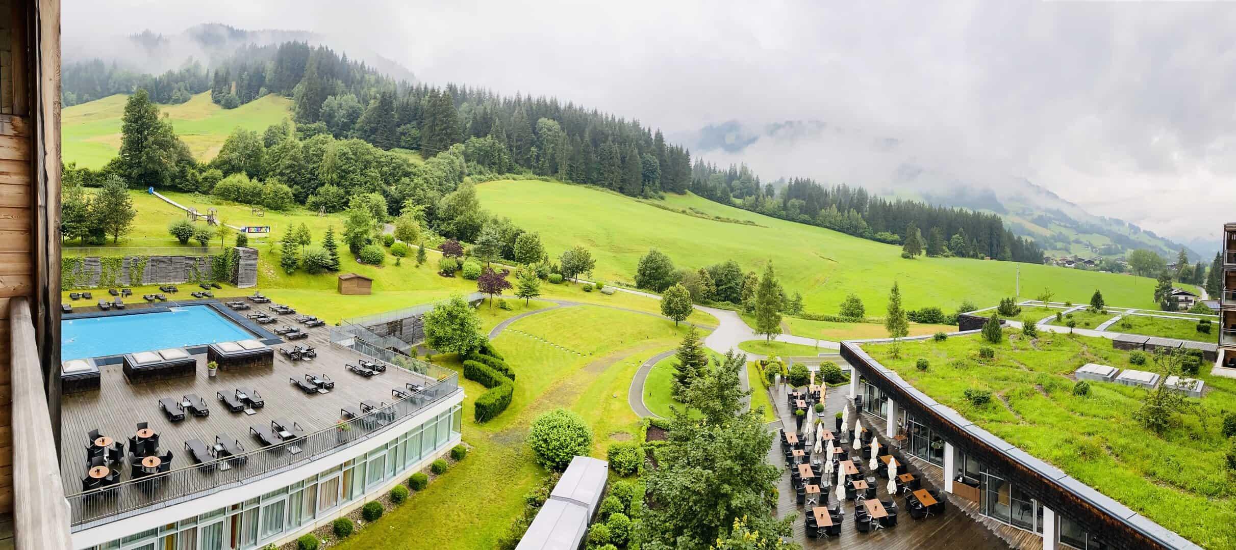 Kempinski Das Tirol
