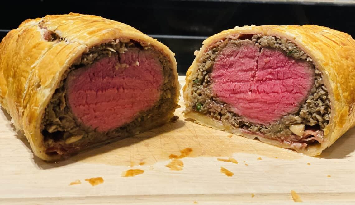 Beef Wellington (Sous vide)